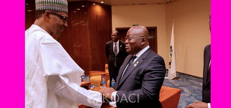 Nigeria-Ghana : Fermeté et message de Buhari aux ghanéens après le coup d'Etat déjoué