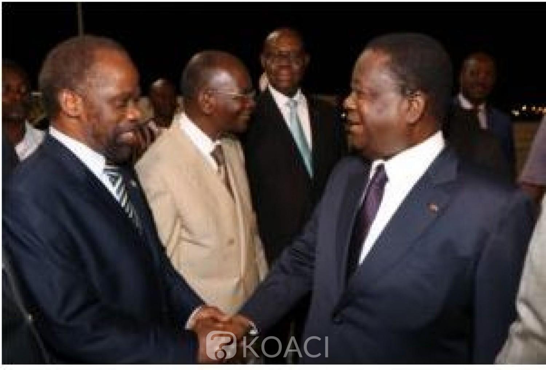 Côte d'Ivoire: De retour au pays, Bédié évoque ses échanges avec les milieux politiques Français et la convention du PDCI