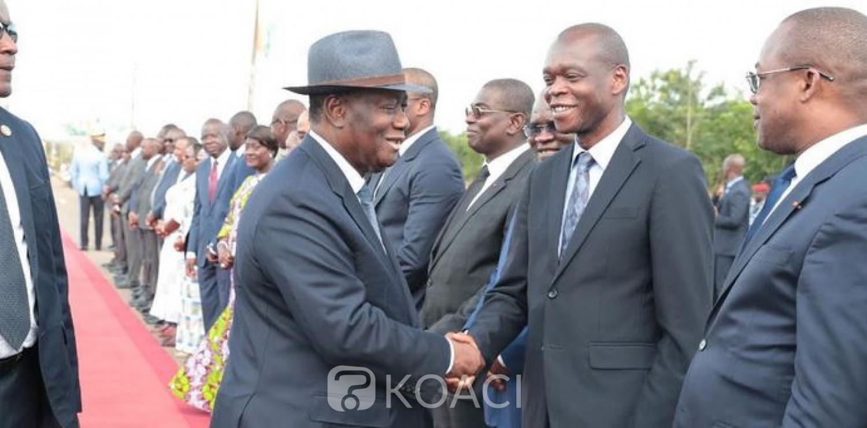 Côte d'Ivoire: 20 ans après l'affaire du certificat, Ouattara retrouve l'ex « Petit juge » de Dimbokro dans un autre contexte