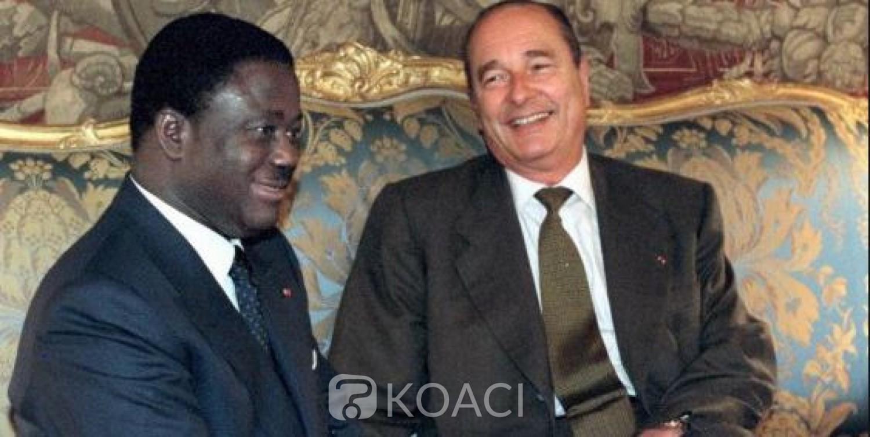 Côte d'Ivoire: Henri Konan Bédié revient sur le coup d'Etat et révèle que Jacques Chirac lui a sauvé la vie en 1999