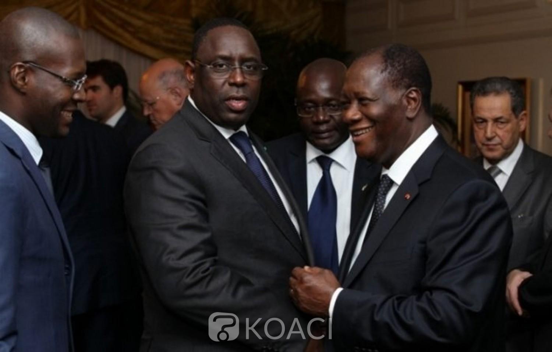 Sénégal-Côte d'Ivoire: Les tractations de Macky Sall pour réconcilier Ouattara et Soro