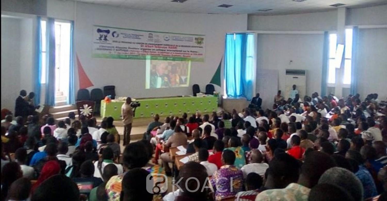 Côte d'Ivoire: Bouaké, pour célébrer un philosophe bioéthicien, l'UAO prise d'assaut par plusieurs chercheurs