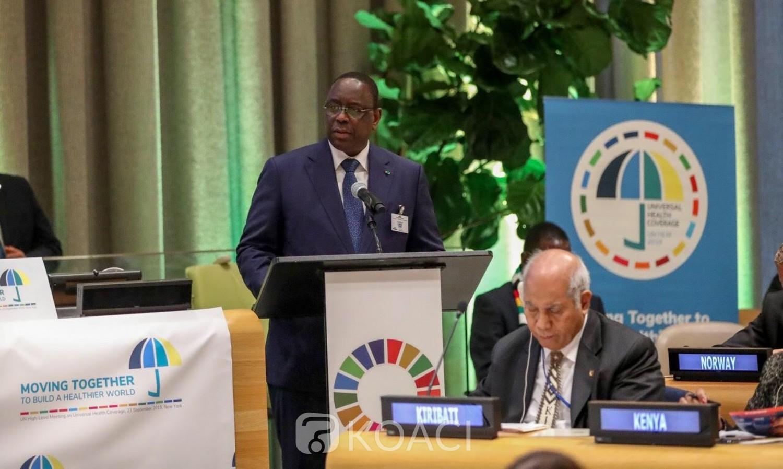 Sénégal: Sall paie 100 millions pour une publicité dans le Financial Times et tente de la faire passer pour un hommage du journal à son endroit
