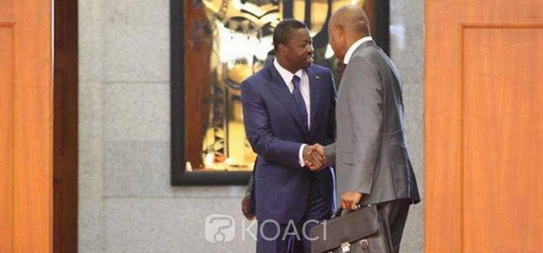 Togo: Présidentielle 2020, l'ANC saisit Faure Gnassingbé