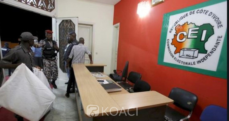 Côte d'Ivoire: Un membre de la CEI absent  à la prestation de serment au Conseil Constitutionnel