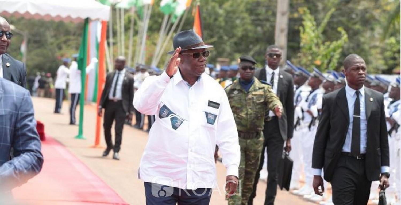 Côte d'Ivoire: Présidentielle de 2020, depuis Bocanda, Ouattara assure «Il n'y aura pas de retour en arrière en Côte d'Ivoire soyez rassurés»