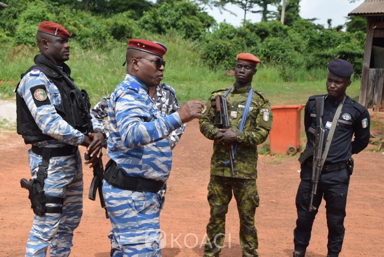Côte d'Ivoire: Attaque de la gendarmerie de Guiglo, Apalo en tournée à l'ouest demande de redoubler de vigilance