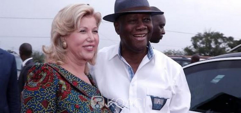Côte d'Ivoire: A Dimbokro, Dominique Ouattara faite chef d'Etat-major des femmes de Côte d'Ivoire, 1 milliards de Fcfa de don aux femmes du N'zi