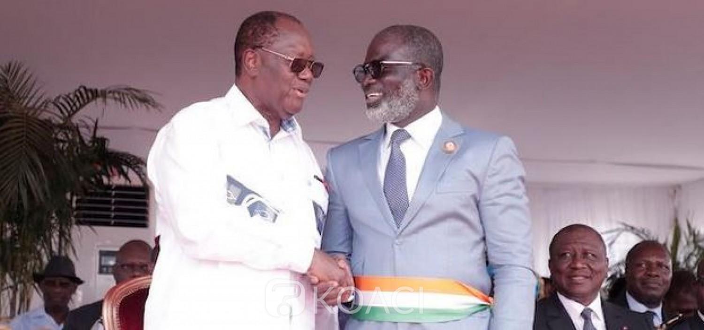 Côte d'Ivoire :  Renforcement de la route, Dimbokro-Bocanda-Ananda, Ouattara annonce le bouclage du projet et le démarrage des travaux à la fin 2019