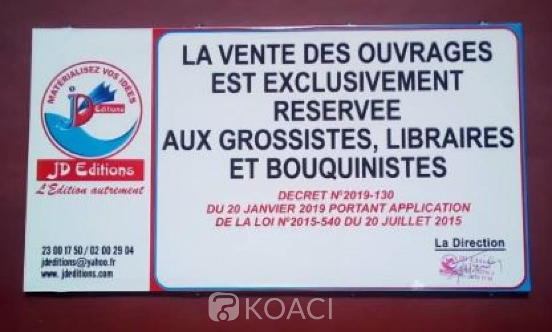 Côte d'Ivoire: Bouaké, transformés en librairie malgré l'interdiction de Kandia,  des établissements contraignent l'ABOLI-CI à paralyser le marché