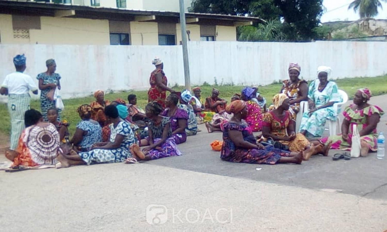 Côte d'Ivoire: Crainte de déferrement de Jacques Mangoua, la gendarmerie de Bouaké prise d'assaut, le procureur « attend des instructions »?