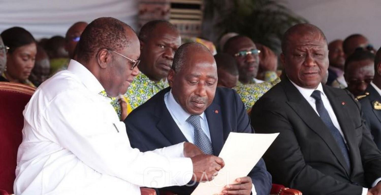 Côte d'Ivoire :  Élection de 2020, Ouattara entretient le flou «Il est temps que je parte me reposer mais si mon parti me demande de rester, j'apprécierai »