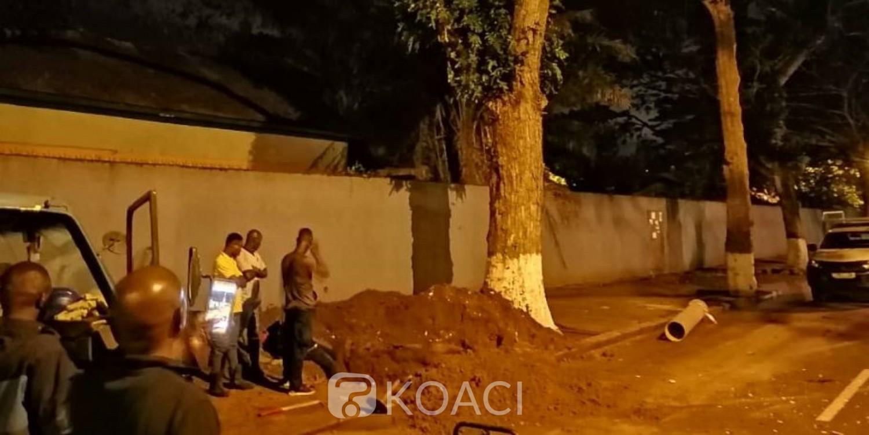 Côte d'Ivoire: La poussée de racines perfore une canalisation de la SODECI au Plateau, perturbations sur le réseau de distribution d'eau dans la commune centrale d'Abidjan