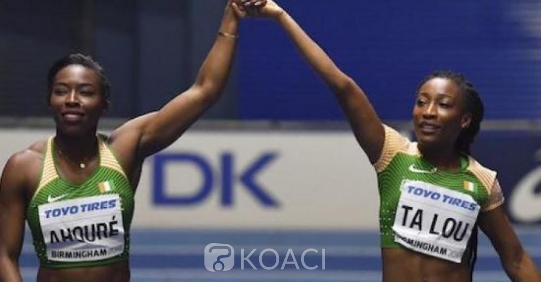 Côte d'Ivoire: Mondiaux d'athlétisme, Ta Lou en Bronze sur 100 m, Ahouré 5ème