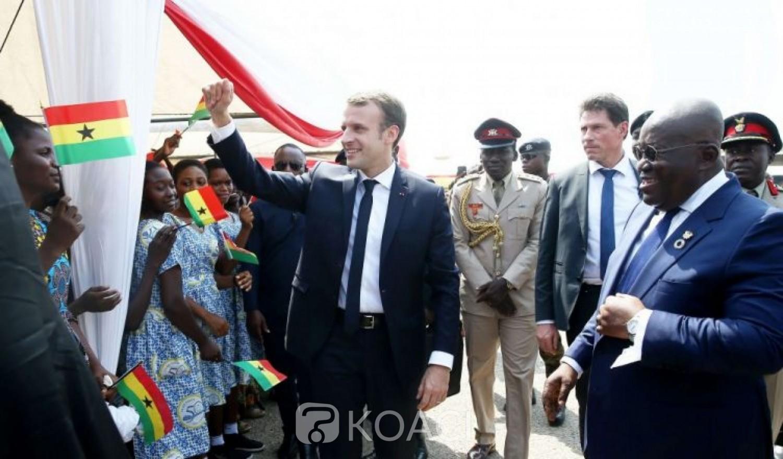 Ghana-France: Comment Jacques Chirac a attiré le Ghana dans la Francophonie