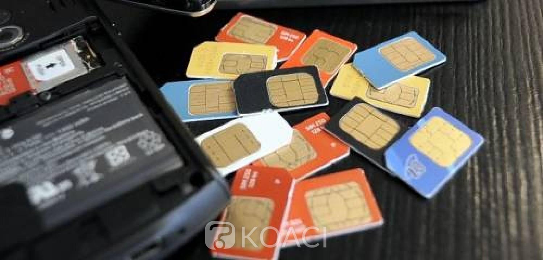 Nigeria: Téléphonie, plus de 2,2 millions de cartes SIM désactivées