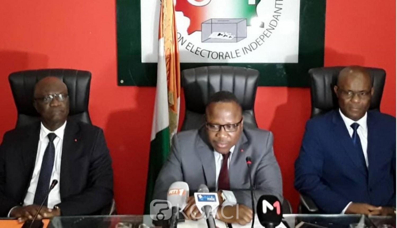 Côte d'Ivoire: Coulibaly Kuibiert Ibrahime élu nouveau président de la CEI pour un mandat de 6 ans non renouvelable