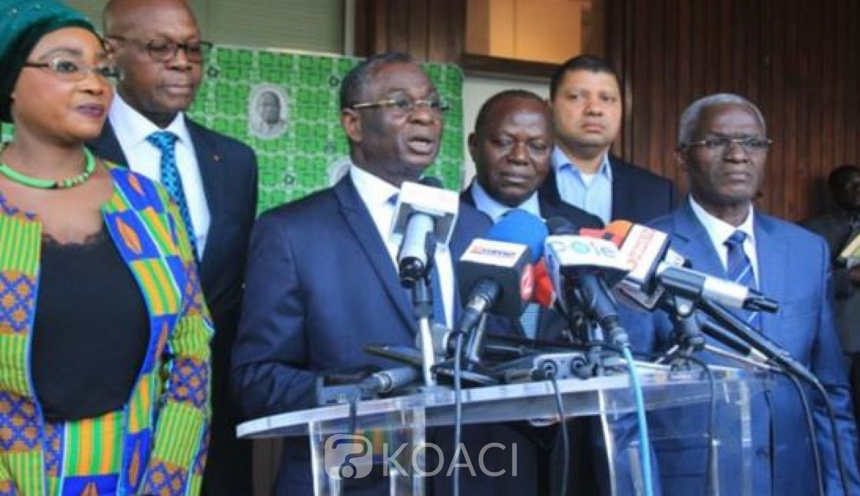 Côte d'Ivoire: Le PDCI et ses alliés invitent  leurs militants à se tenir prêts pour faire barrage à la nouvelle CEI