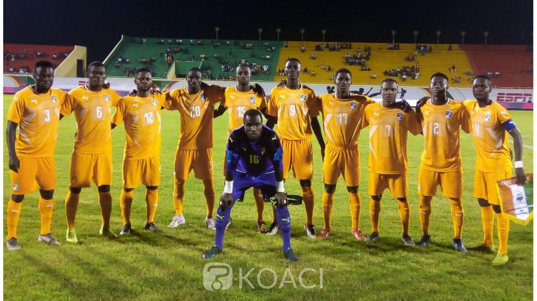 Côte d'Ivoire-Sénégal : Belle entrée des éléphants locaux au tournoi de l'UFOA face au Cap vert (4-1)