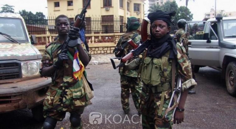 Centrafrique: Une dizaine de morts dont des civils dans des combats entre miliciens dans le sud