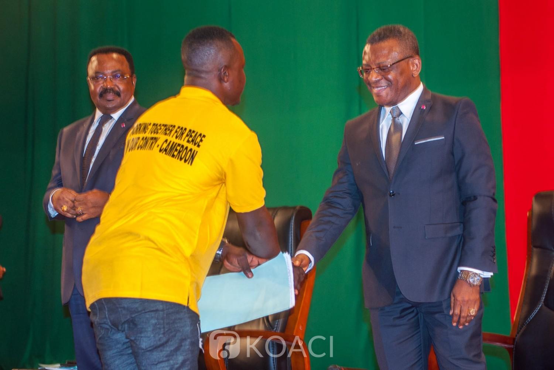 Cameroun: Dion Ngute, «le peuple camerounais nous regarde. Le monde entier nous observe»