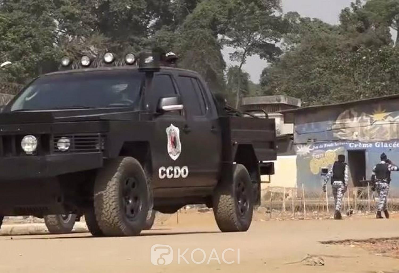 Côte d'Ivoire: Attaque de la brigade de Guiglo, les forces de l'ordre neutralisent le chef du gang