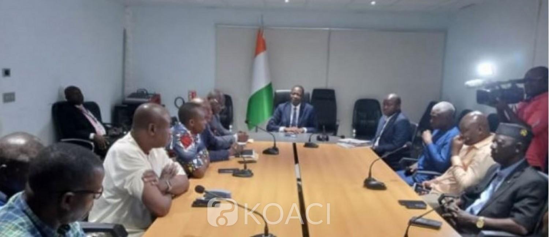 Côte d'Ivoire : Incident de Yop-Koweït, l'agent tireur arrêté, Amadou Koné invite les transporteurs à ne pas faire d'amalgames entre un individu et toutes  les forces de l'ordre