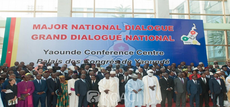 Cameroun: Affrontements entre l'opposition et le régime, quatre opposants claquent la porte du Grand dialogue national