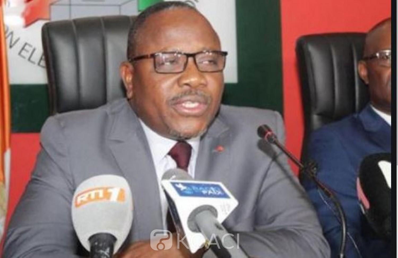Côte d'Ivoire: Polémique sur le prétendu cumul de poste du nouveau président de la CEI, les précisions du Conseil Constitutionnel