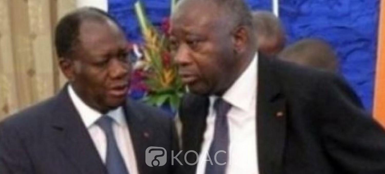Côte d'Ivoire: Décrispation, Laurent Gbagbo et Alassane Ouattara se sont parlé via des proches, les détails