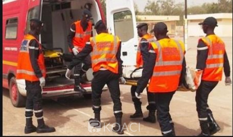 Côte d'Ivoire: 58 décès enregistrés lors des interventions des Sapeurs-pompiers au mois de septembre dernier