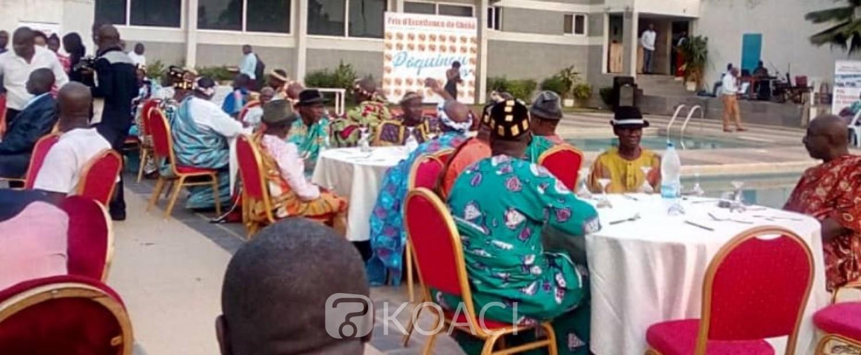 Côte d'Ivoire : Bouaké, en soutien à Mangoua Jacques détenu, plusieurs têtes couronnées annoncées au procès