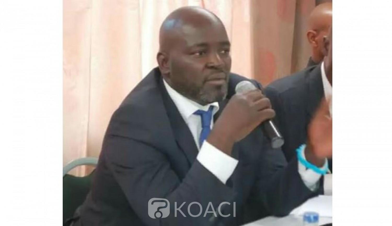 Côte d'Ivoire: 2020, de retour de la France, Thomas Noba martèle «la réconciliation concerne tous les Ivoiriens, il faut respecter notre pays»