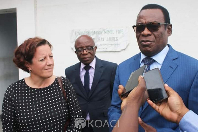Côte d'Ivoire: Devant l'ambassadeur des Royaumes-Unis, Affi martèle qu'il ne se sent pas trahi par la désignation du président de la CEI