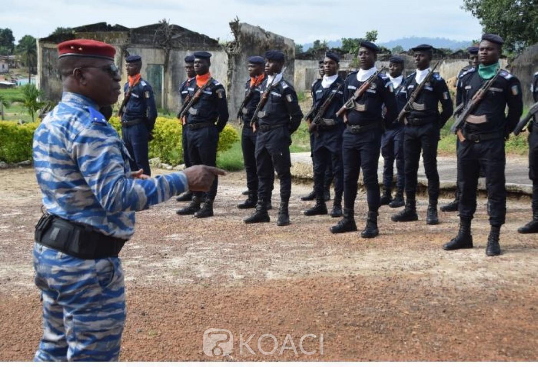 Côte d'Ivoire: Voici les nouveaux secteurs de la  brigade  de  Sécurité  de  la  Gendarmerie  Nationale