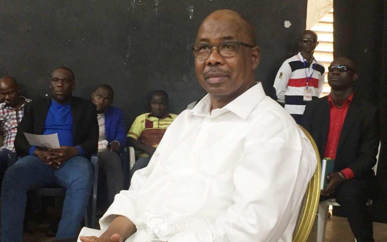 Côte d'Ivoire: Babily Dembelé, président d'un parti d'opposition dont sont membres les ex-combattants, convoqué à la préfecture d'Abidjan