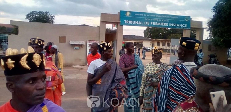 Côte d'Ivoire: Verdict à Bouaké, Jacques Mangoua condamné à 5 ans de prison, ce qu'il a expliqué pour se défendre