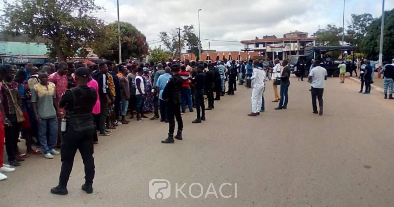 Côte d'Ivoire: Condamnation de Mangoua à 5 ans de prison, le PDCI annonce un mort par balle et «condamne, avec fermeté» un «jugement inique, sans précédent»