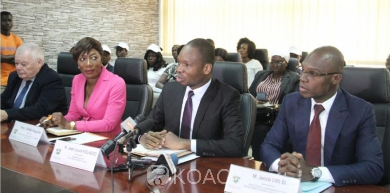 Côte d'Ivoire :  Opération « Agir pour les jeunes », pour un financement de 19 500 jeunes, 77210 enrôlés sur toute l'étendue du territoire national