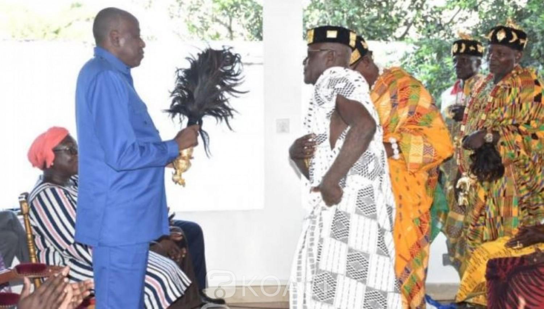 Côte d'Ivoire: Amadou  Gon depuis l'ouest du pays : « Il n'y a pas de nation sans problèmes »