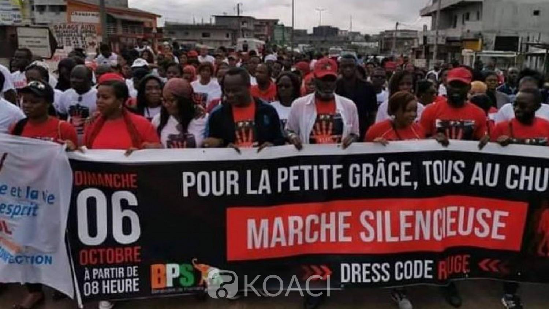 Côte d'Ivoire: Affaire décès d'une fillette de 3 ans suite à un viol, une marche de protestation organisée à Cocody