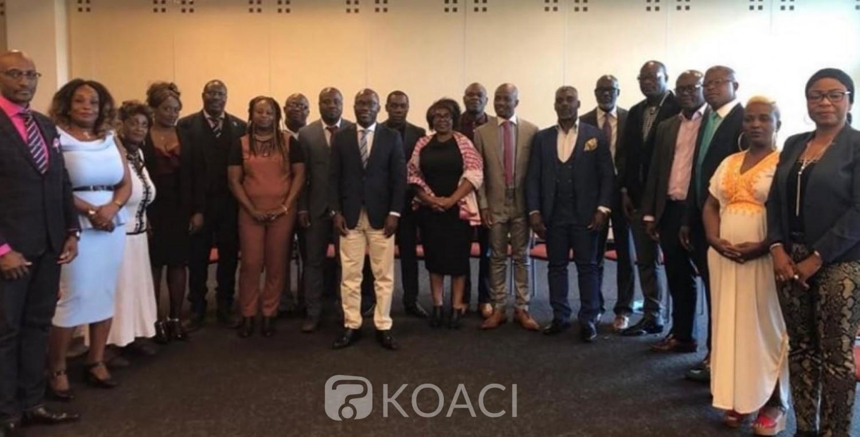 Côte d'Ivoire: Blé à la Haye demande à ses partisans d'aller, comme une aiguille recoudre ce qui a été déchiré