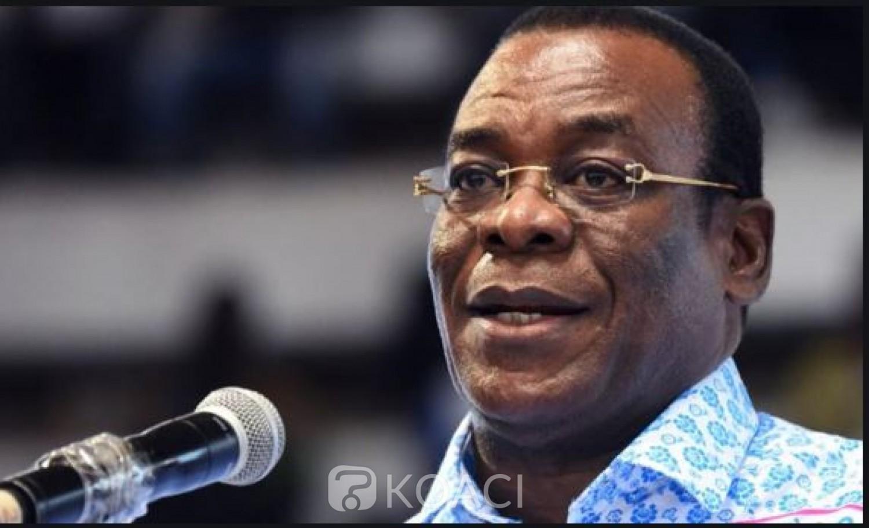 Côte d'Ivoire: Pascal Affi N'Guessan à Bruxelles, mystère sur son agenda