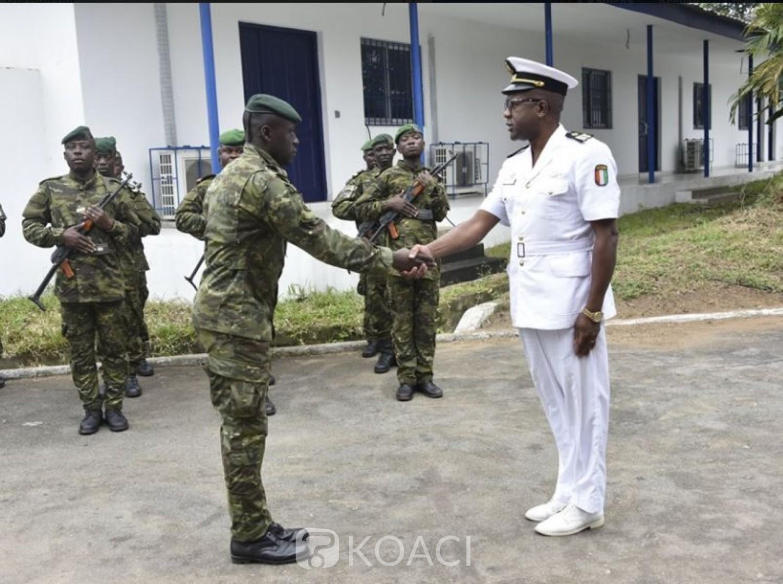 Côte d'Ivoire : Sécurité maritime,  trois nouveaux navires de guerre annoncés par la Marine