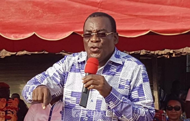 Côte d'Ivoire: L'agenda de Pascal Affi N'Guessan à Bruxelles dévoilé