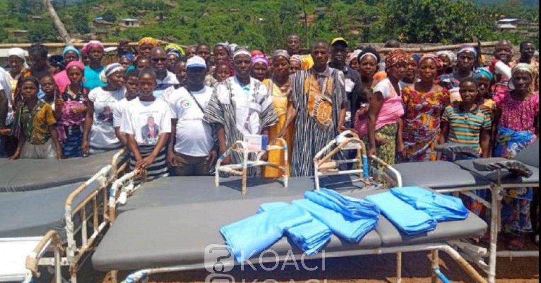 Côte d'Ivoire: Biankouma, enfin des équipements sanitaires et un logement pour l'infirmier de Bouapleu