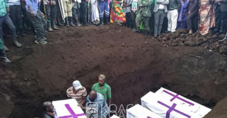 Rwanda: 18 terroristes abattus par la police, 05 arrêtés à la frontière congolaise