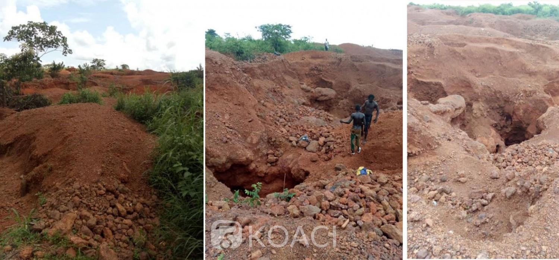 Côte d'Ivoire: Bangolo, des orpailleurs clandestins portent plainte contre des propriétaires terriens