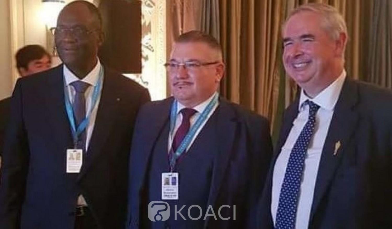 Côte d'Ivoire: Ce que fait Maurice Kakou Guikahué en Europe