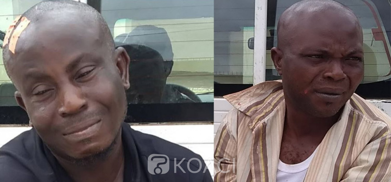 Côte d'Ivoire: Bouaké, après avoir arraché un sac d'argent, deux bandits nigérians à moto appréhendés